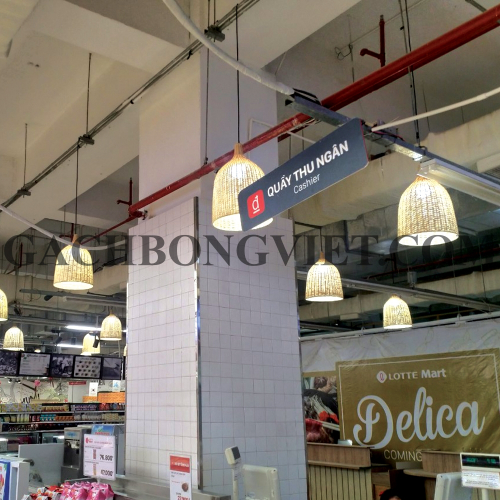 Nhà hàng Lotte Mart - Quận 7
