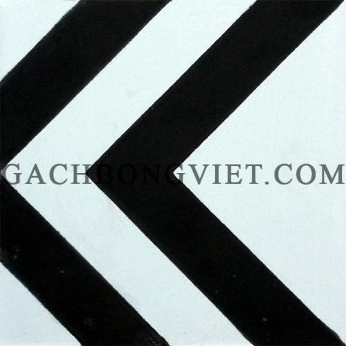 Gạch bông 10x10, V10-07