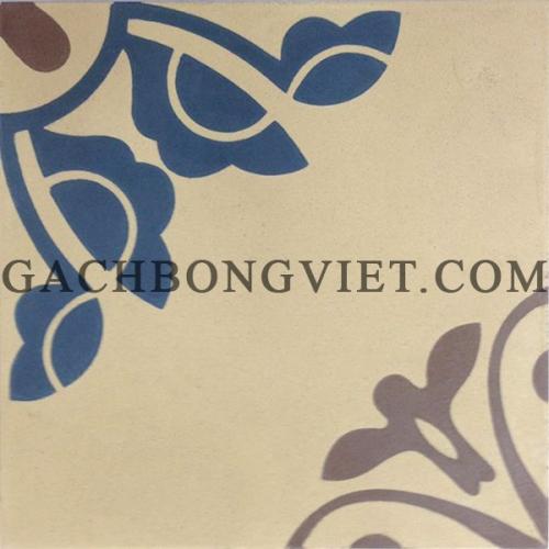 Gạch bông 14x14, V14-05