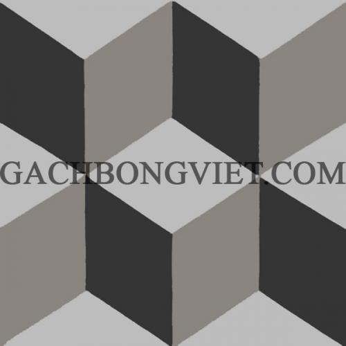 Gạch bông 20x20, stock V20-S05, 120m2