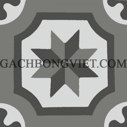 Gạch bông 20x20, V20-206