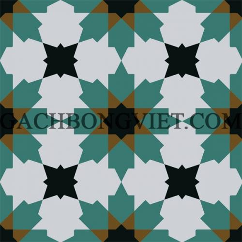 Gạch bông 20x20, V20-224