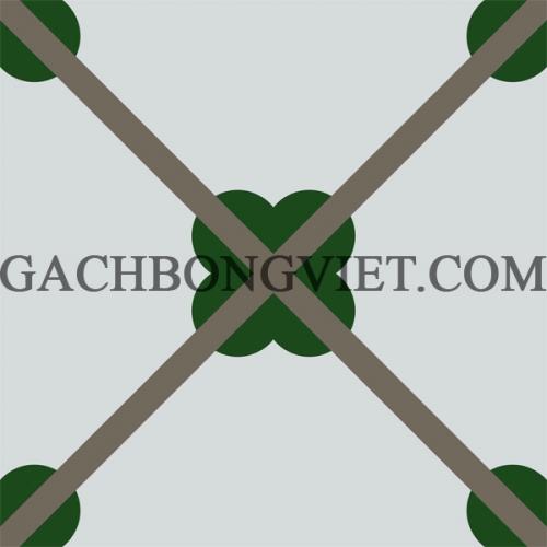 Gạch bông 20x20, V20-235