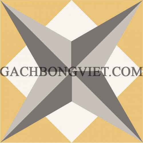 Gạch bông 20x20, V20-284
