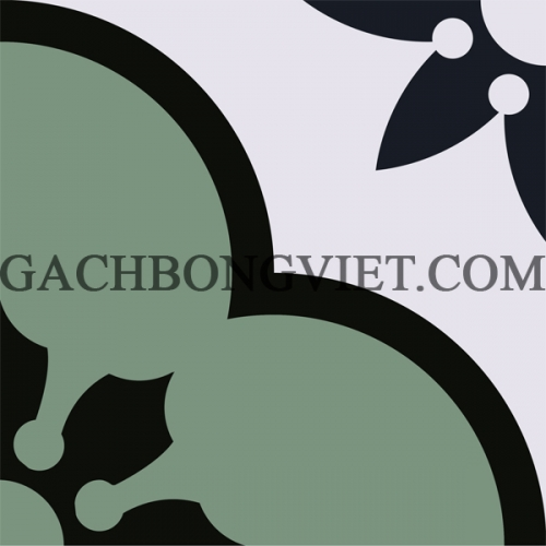 Gạch bông 20x20, V20-286