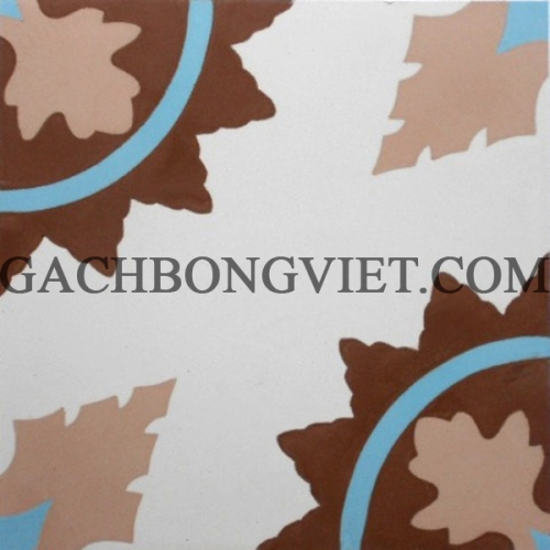 Gạch bông 20x20, V20-91