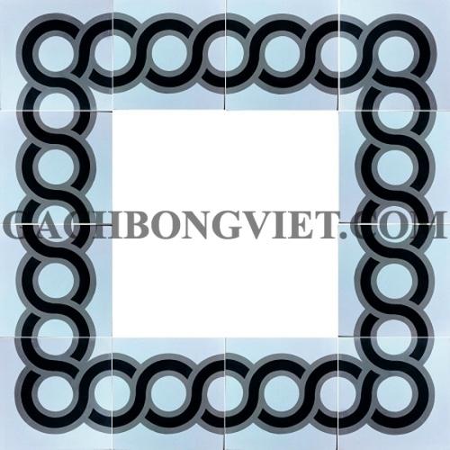 Gạch bông 20x20, V20BC-009
