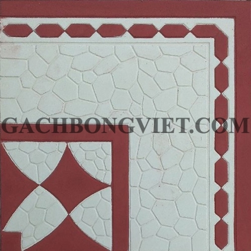 Gạch bông 3D 20x20, V20RC-03