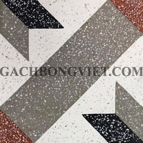Gạch bông đá mài 20x20, VT-012