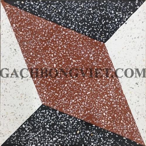 Gạch bông đá mài 20x20, VT-013