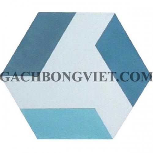 Gạch bông lục giác 23x20, VH-03