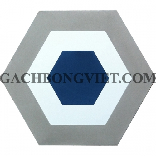 Gạch bông lục giác 23x20, VH-06