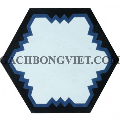 Gạch bông lục giác 23x20, VH-11