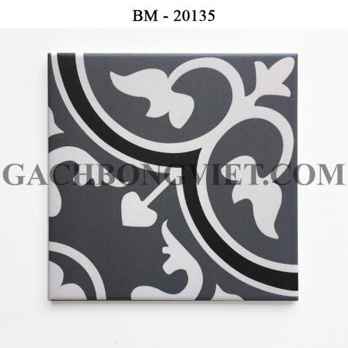 Gạch bông men 20x20, BM-20135