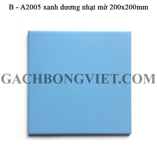 Gạch bông men 20x20, BM-A2005