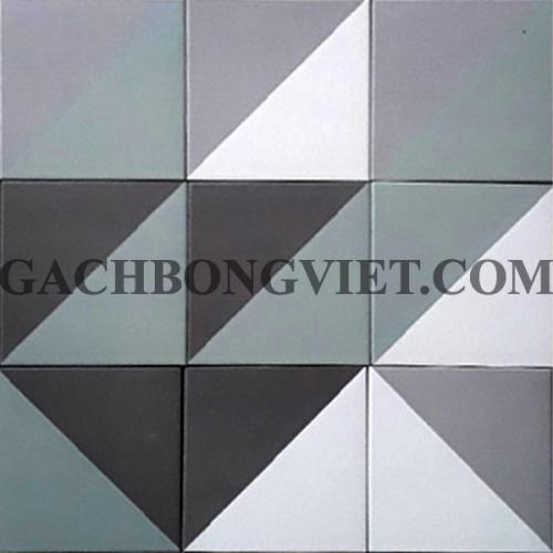 Gạch bông men 20x20, BM-T2223