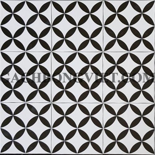 Gạch bông men 20x20, BM-P2051