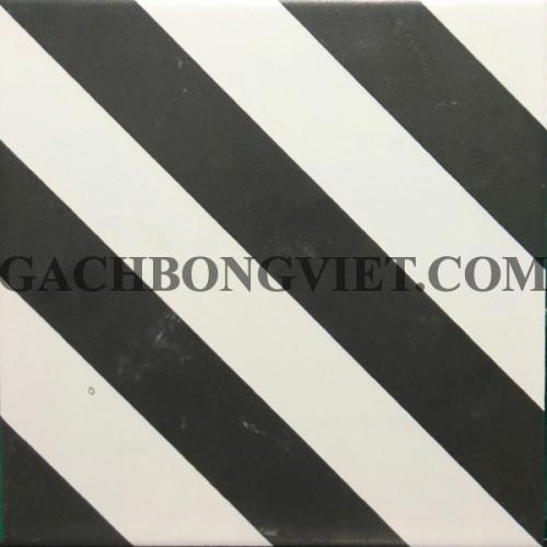 Gạch bông men 20x20, BM-T01