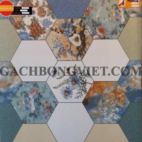 Gạch bông men 60x60, HC6604