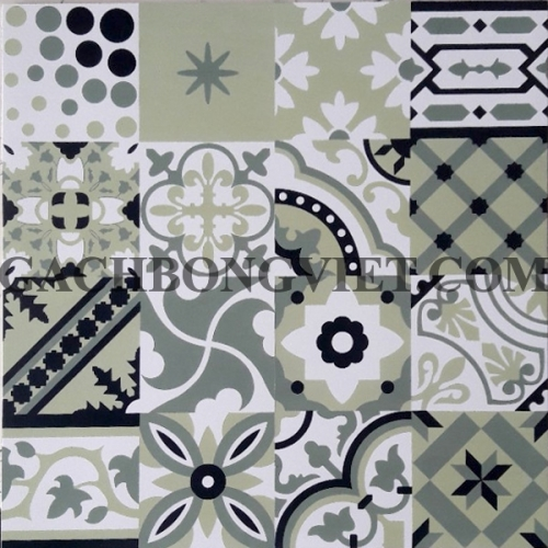 Gạch bông men 60x60, RM12115