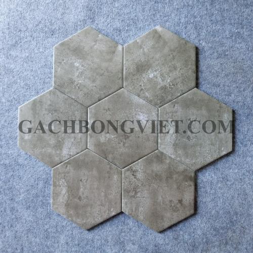 Gạch bông men lục giác, LGM - FL237