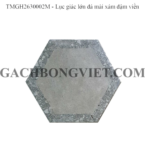 Gạch bông men lục giác lớn, LGM - TMGH2630002M