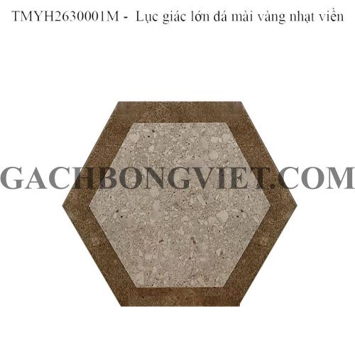 Gạch bông men lục giác lớn, LGM - TMYH2630001M