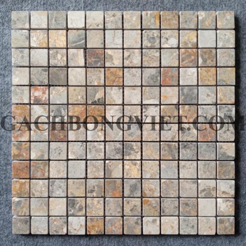Gạch mosaic đá tự nhiên, 23PV006