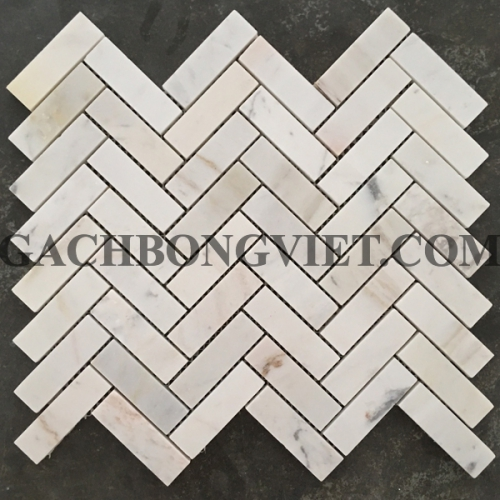 Gạch mosaic đá tự nhiên, D-08