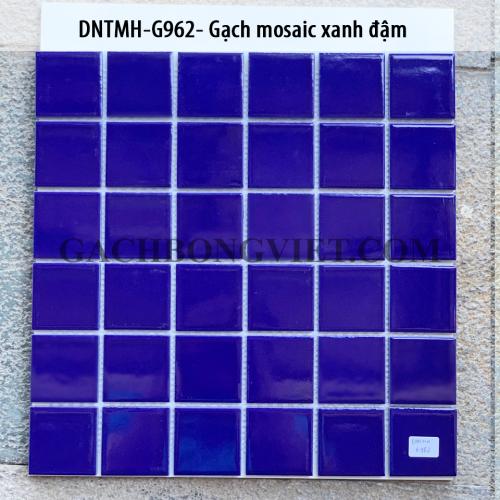 Gạch mosaic men, M-G962