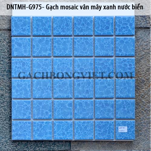 Gạch mosaic men, M-G975