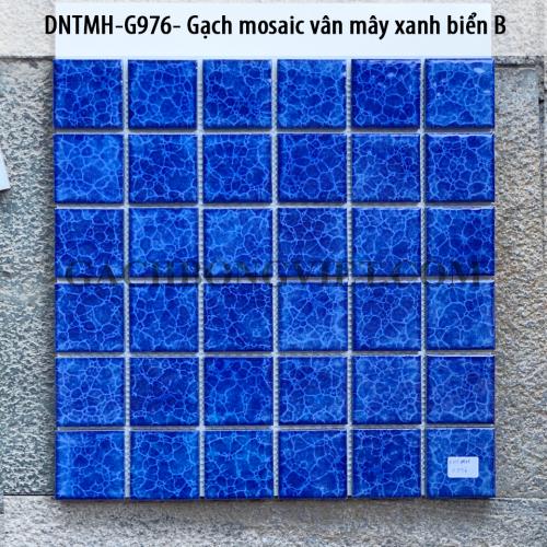 Gạch mosaic men, M-G976