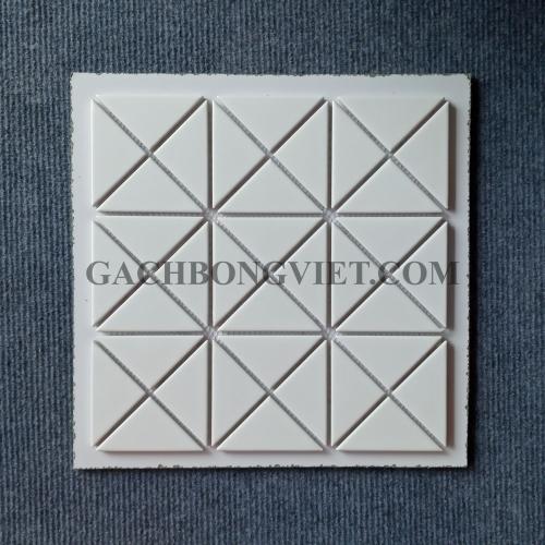Gạch mosaic men, M-W001