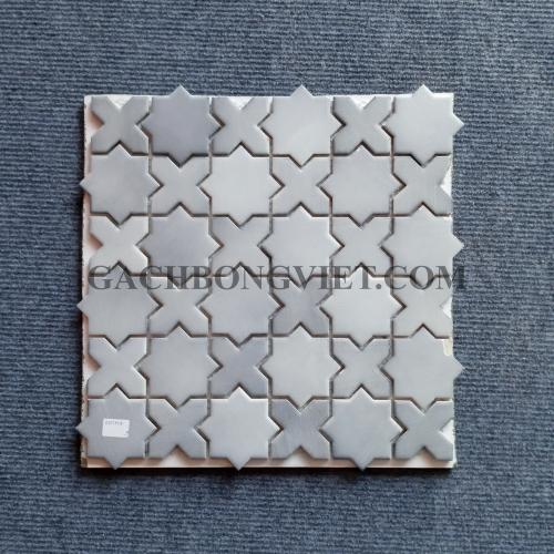 Gạch mosaic men, M-W009