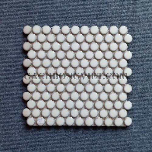 Gạch mosaic men, M-W018