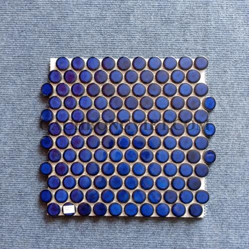 Gạch mosaic men, M-W021