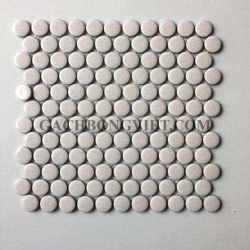 Gạch mosaic men, M-W023