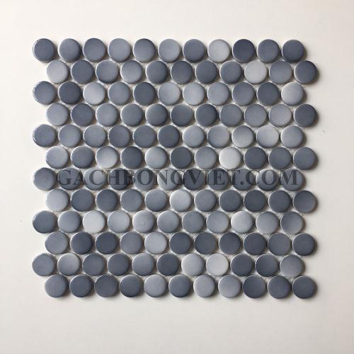 Gạch mosaic men, M-W024