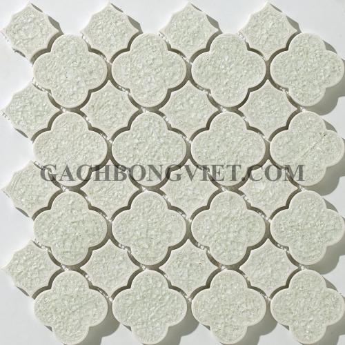 Gạch mosaic men, M-W044