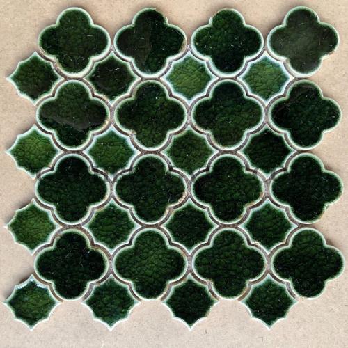 Gạch mosaic men, M-W049