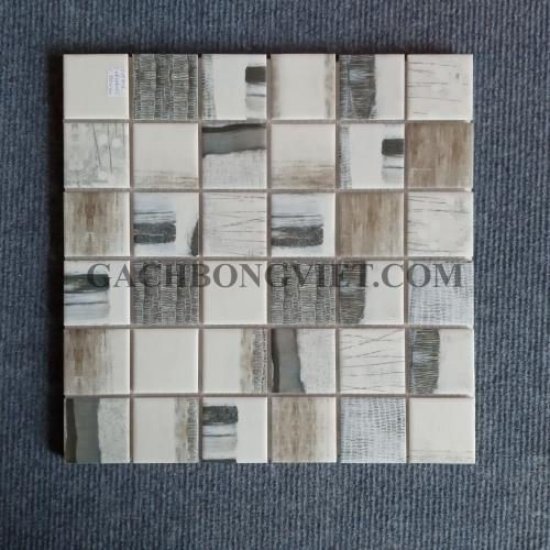 Gạch mosaic men, M-W062