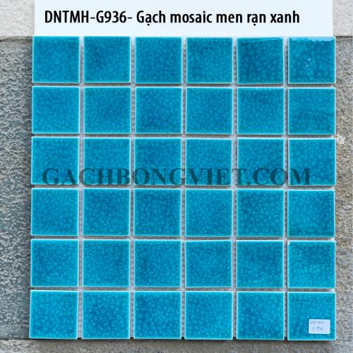 Gạch mosaic men rạn, M-G936