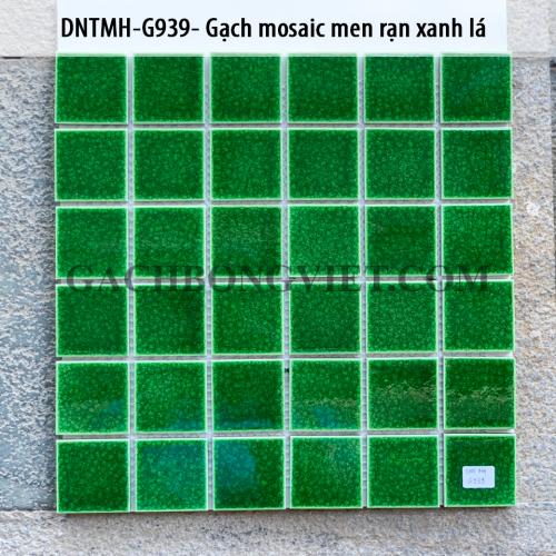 Gạch mosaic men rạn, M-G939