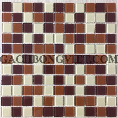Gạch mosaic thủy tinh, M-TT2575