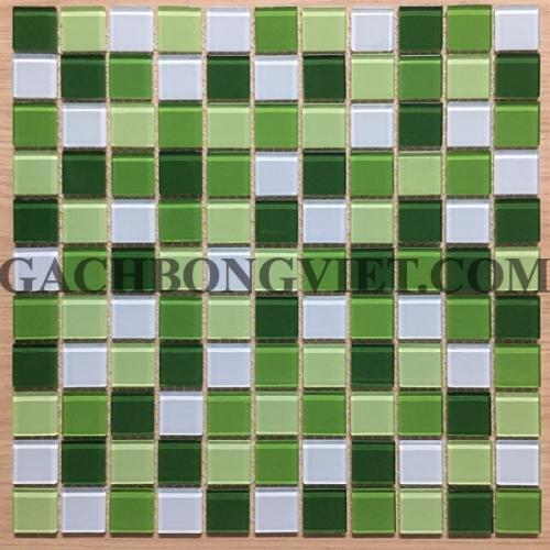 Gạch mosaic thủy tinh, M-TT2592