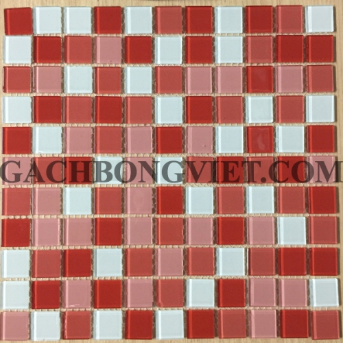 Gạch mosaic thủy tinh, M-TT2594