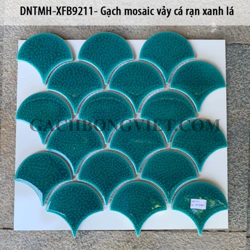 Gạch mosaic vảy cá, M-XFB9211