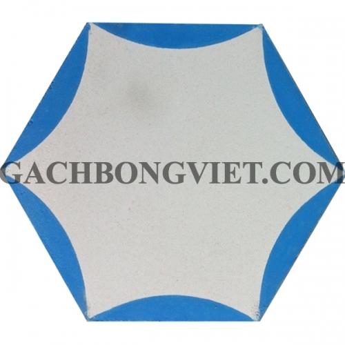Gạch bông lục giác 23x20, VH-01