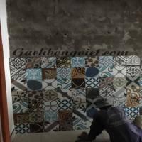 Sự thật về xu hướng mua gạch bông trang trí cho căn hộ giá rẻ năm 2019
