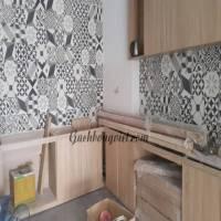 Gợi ý lựa chọn gach bong op bep cho căn bếp gia đình